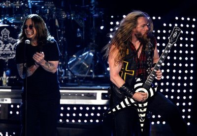 Ozzy Osbourne Zakk Wylde